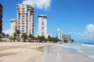 Puerto Rico Post- condado beach-147006704