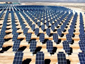 70,000 solar panels await activation.