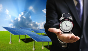 Time to use solar energy