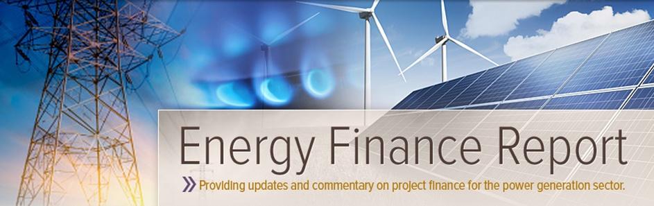 Energy Finance Report
