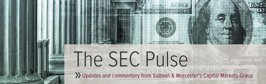 The SEC Pulse