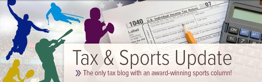 Tax & Sports Update