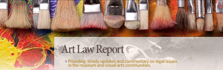 Sw Blogs Art Law Report